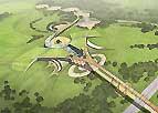 Sherwood Forest Visitor's Centre, Nottinghamshire, UK - Concept Design