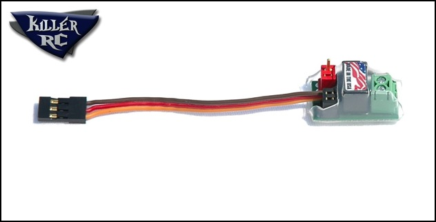 Kill Switches - Rc car relay switch