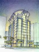 Dutco House, Port Saeed, Dubai, UAE - Concept Design